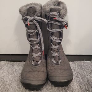 Columbia Tall Snow Boots
